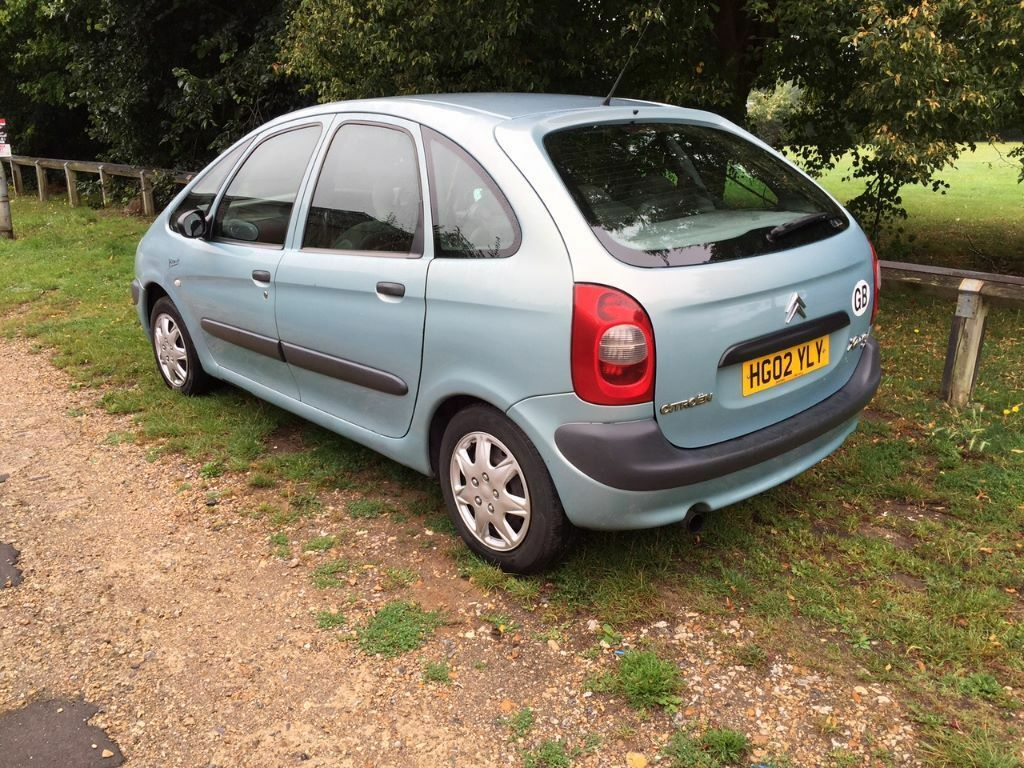 citroen xsara picasso hdi diesel 2002 1 years mot 550 united kingdom gumtree. Black Bedroom Furniture Sets. Home Design Ideas