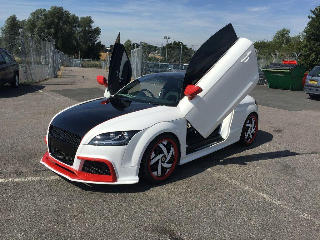 2010 Audi Tt 2 0 Tdi Quattro S Line Custom Build Lambo