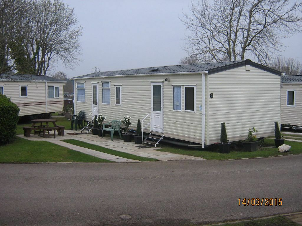 Unique Private Sale Static Caravan At Rockley Park Poole 2 Bedrooms Double