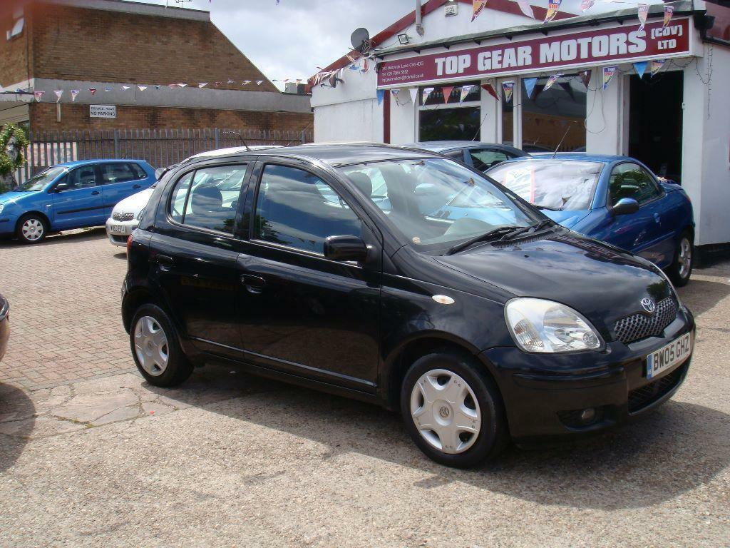 toyota yaris 1 0 vvt i colour collection 5dr 2005 united kingdom