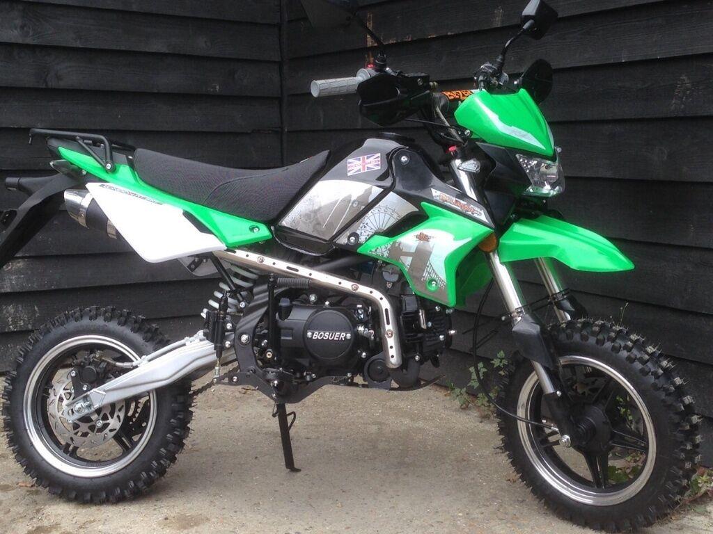 Brand New Fully Road Legal 39 London Pit Bike 39 125cc