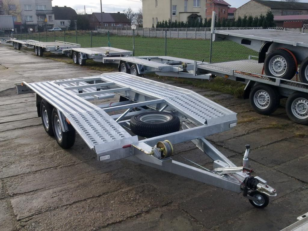 Recovery Trailers uk Recovery Trailer Twin