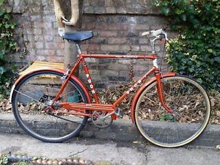 Vintage Puch Elegance 56cm, FULLY SERVCIED, 3 speeds Sturmey Archer, ready to ride