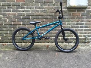 2015 Mongoose Legion 40 20 inch BMX bike