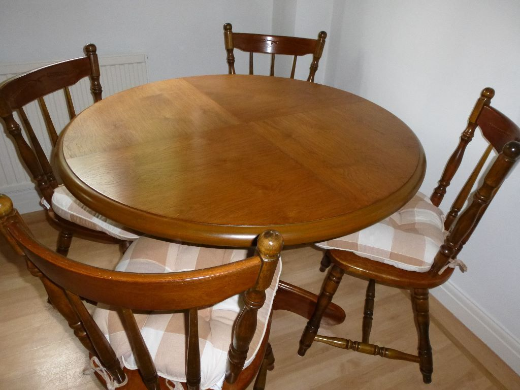 four seat country style kitchen table and chairs united kingdom
