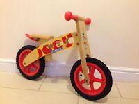 Child's Balance Bike