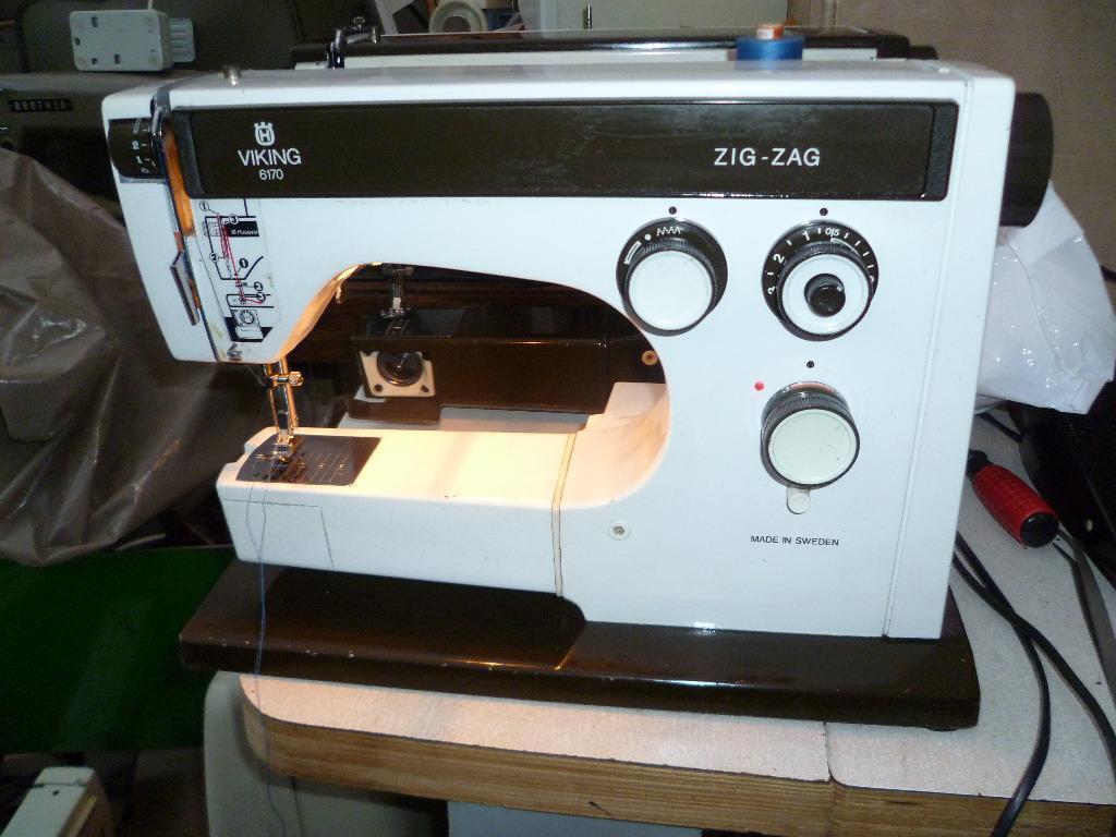 husqvarna industrial sewing machine