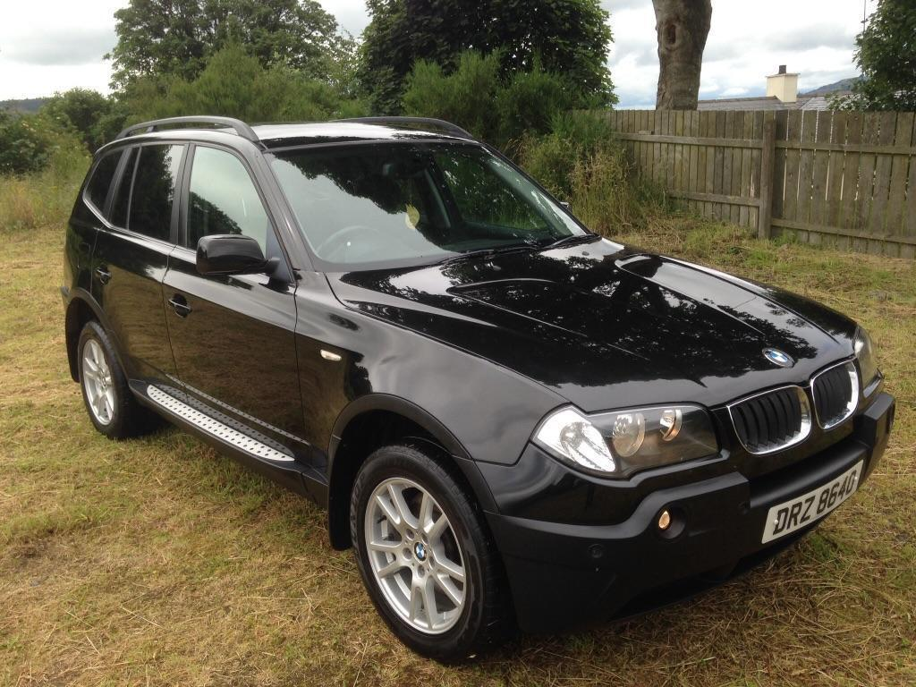 bmw x3 diesel jeep full mot mint condition full serviced united kingdom gumtree. Black Bedroom Furniture Sets. Home Design Ideas