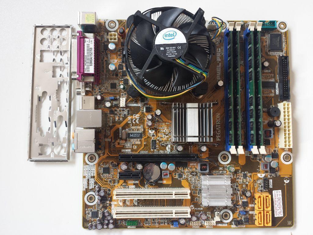 motherboard cpu and memory bundle united kingdom gumtree. Black Bedroom Furniture Sets. Home Design Ideas