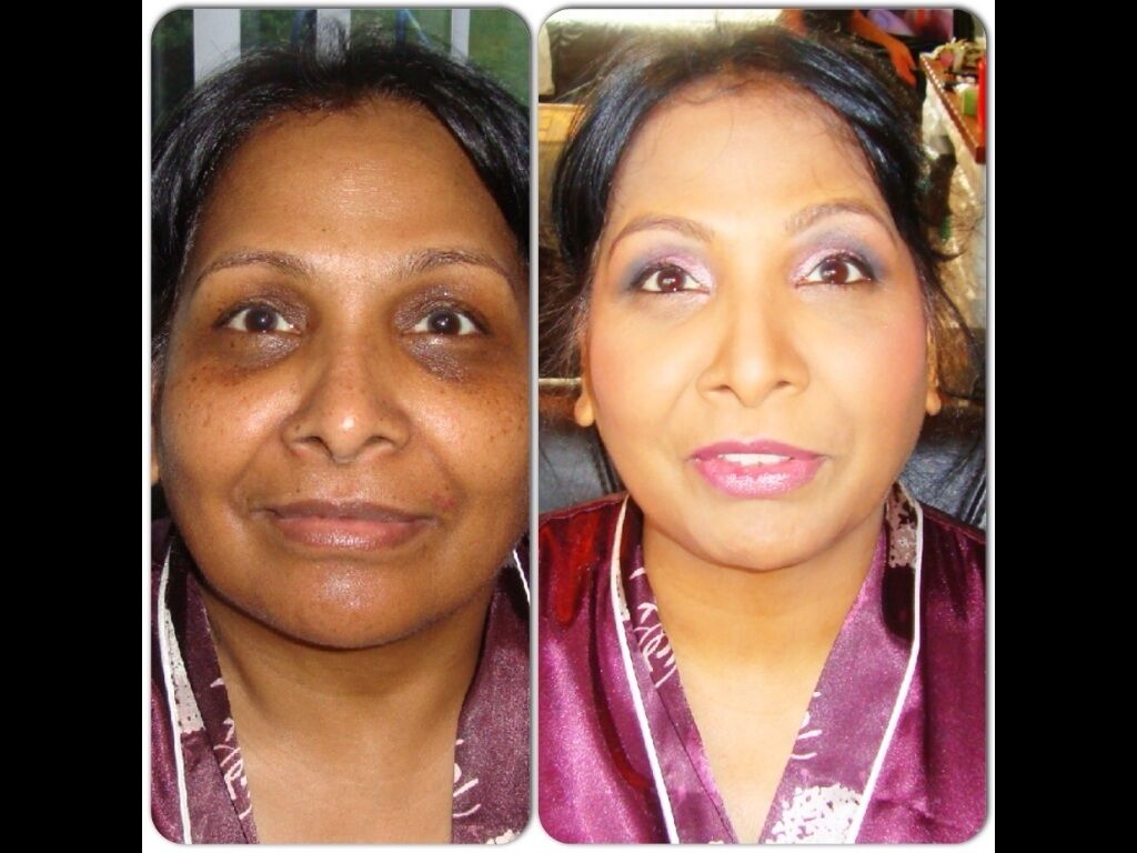 bridal makeup kit mac