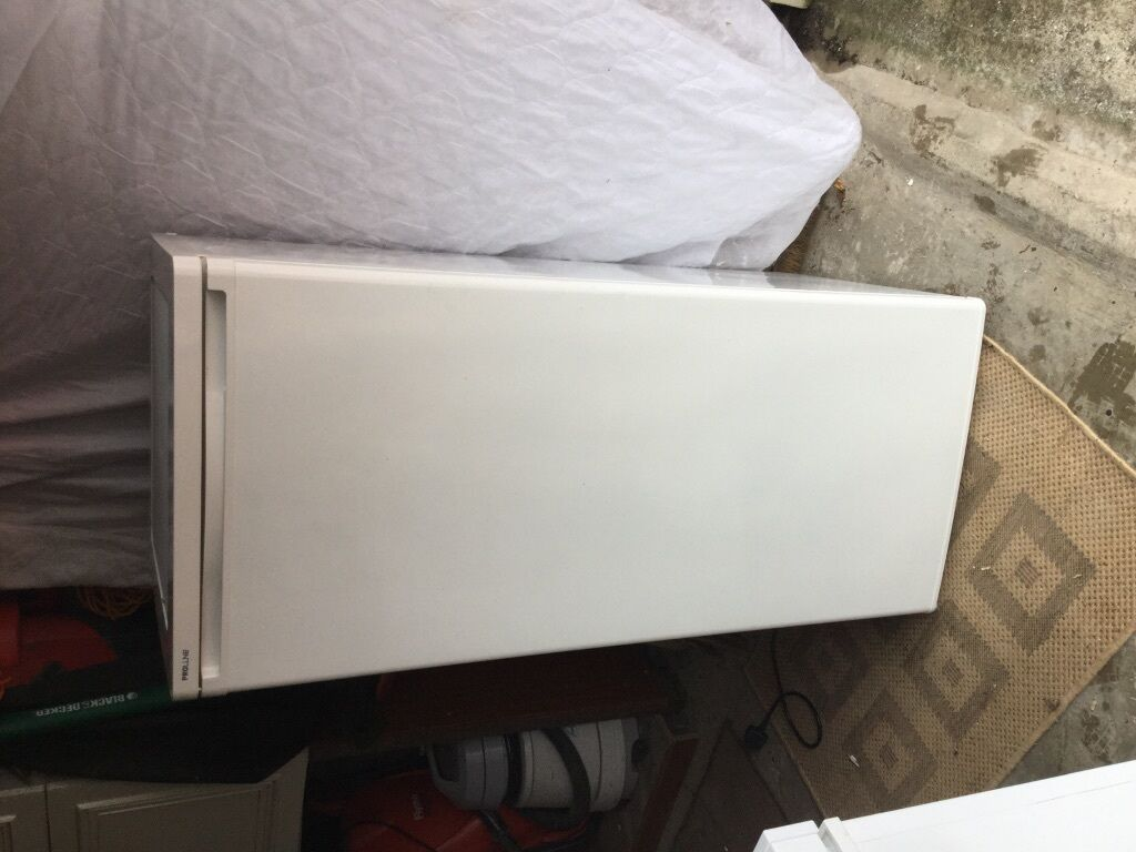 Proline PF200W Fridge With Freezer Compartment - For sale, Proline ...