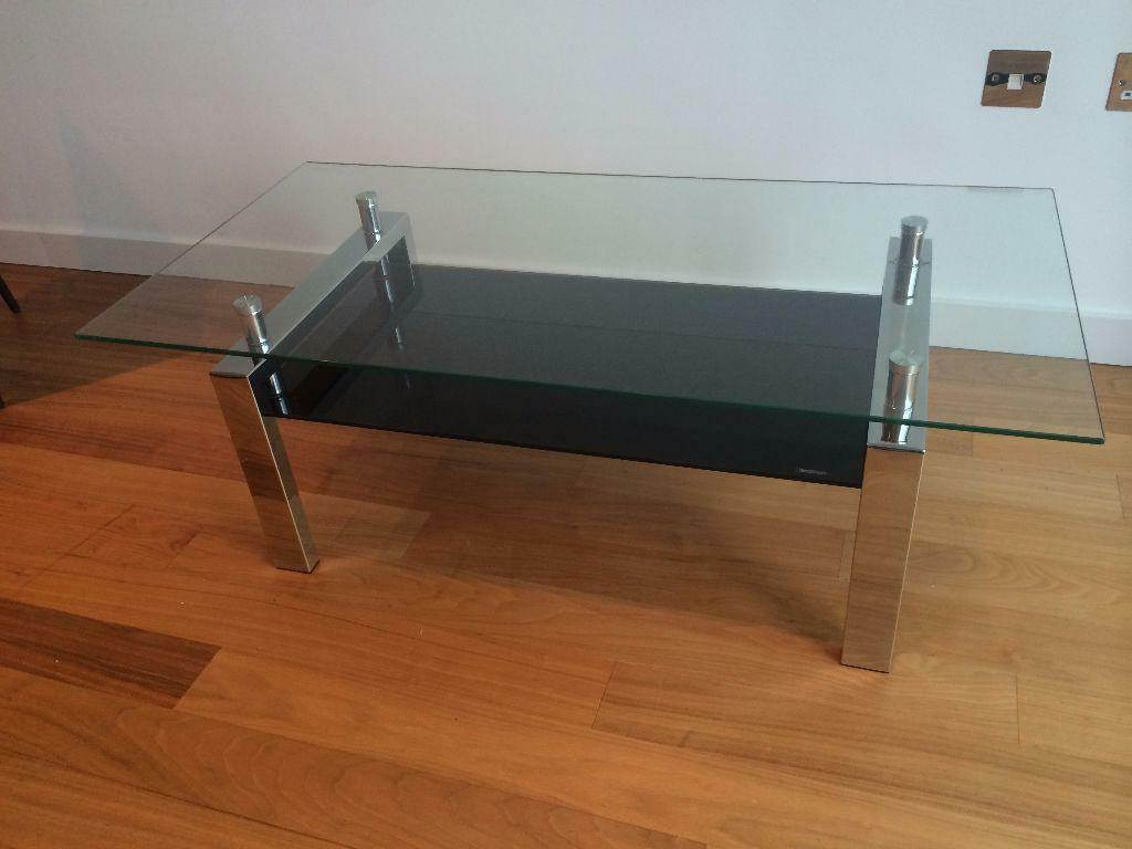 david phillips glass riga coffee table united kingdom