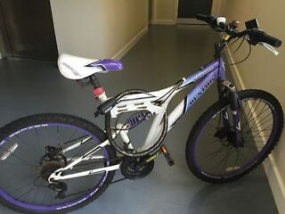 Adult Hybrid Bike / DUNLOP COSMOS - All terrain / Disk Brake / Perfect conditions