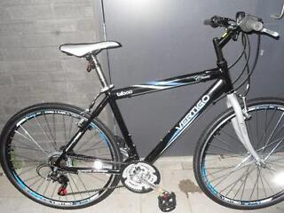 Vertigo hybrid city bicycle(brand new)