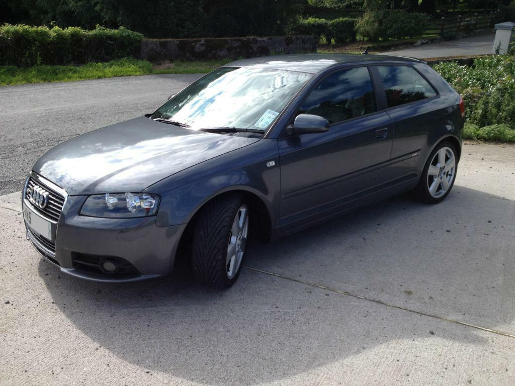 audi a3 s line 2 0 tdi 2008 3door united kingdom gumtree. Black Bedroom Furniture Sets. Home Design Ideas