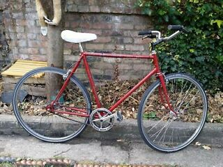 Vintage Carlton 58cm single speed, FULLY SERVICED, ready to ride!