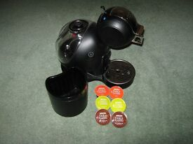 dolce gusto coffee machine instructions