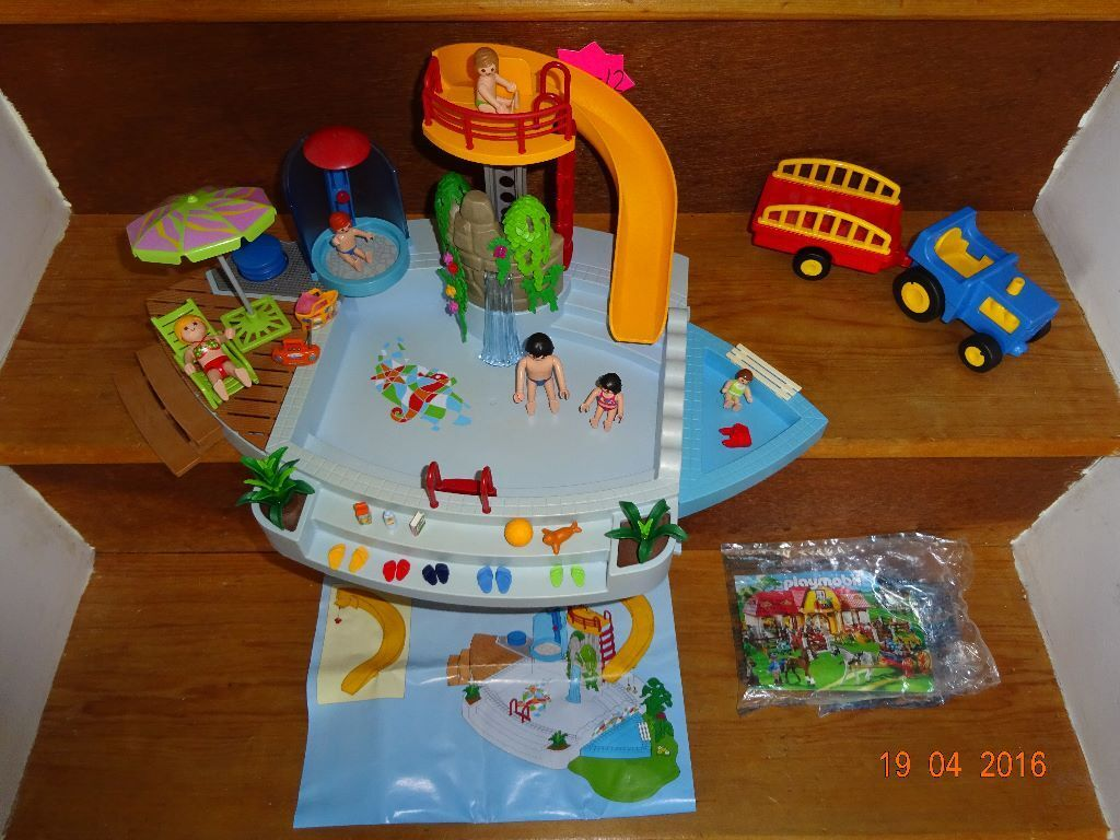 Playmobil Pool Set Ads Buy Sell Used Find Great Prices