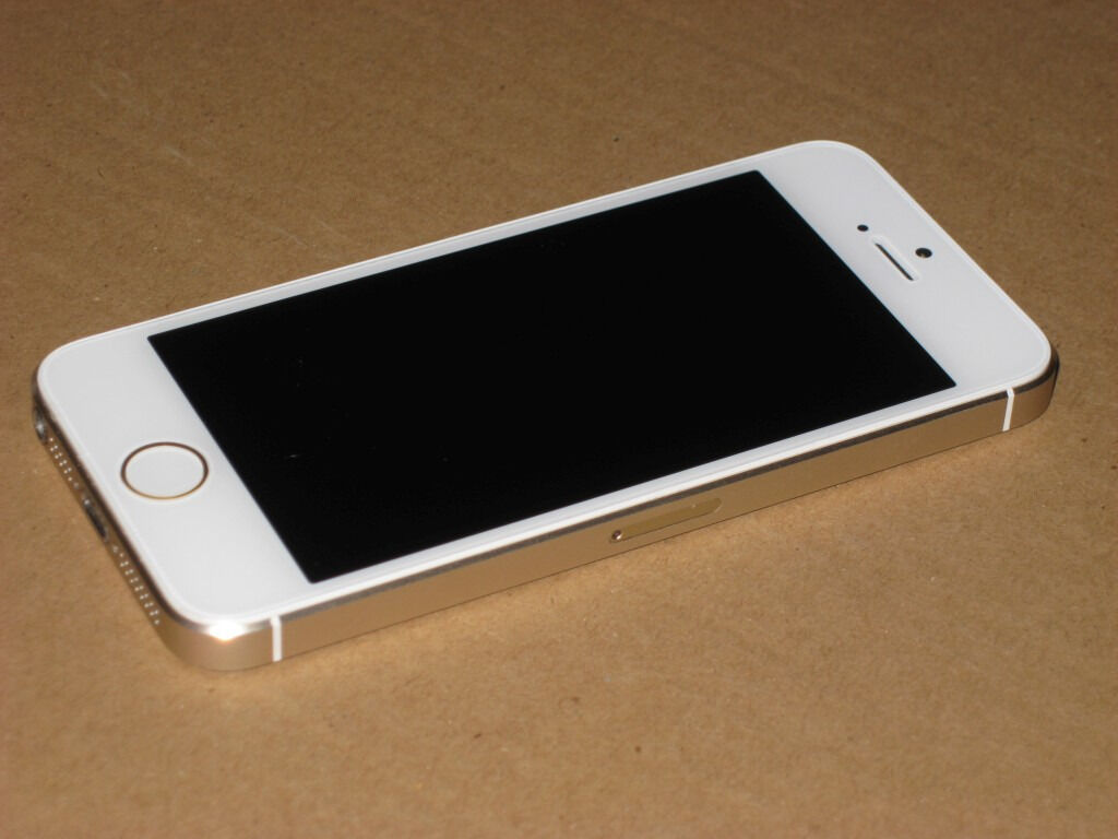 Iphone 5s 16gb White With Box New Iphone 5 16gb White And