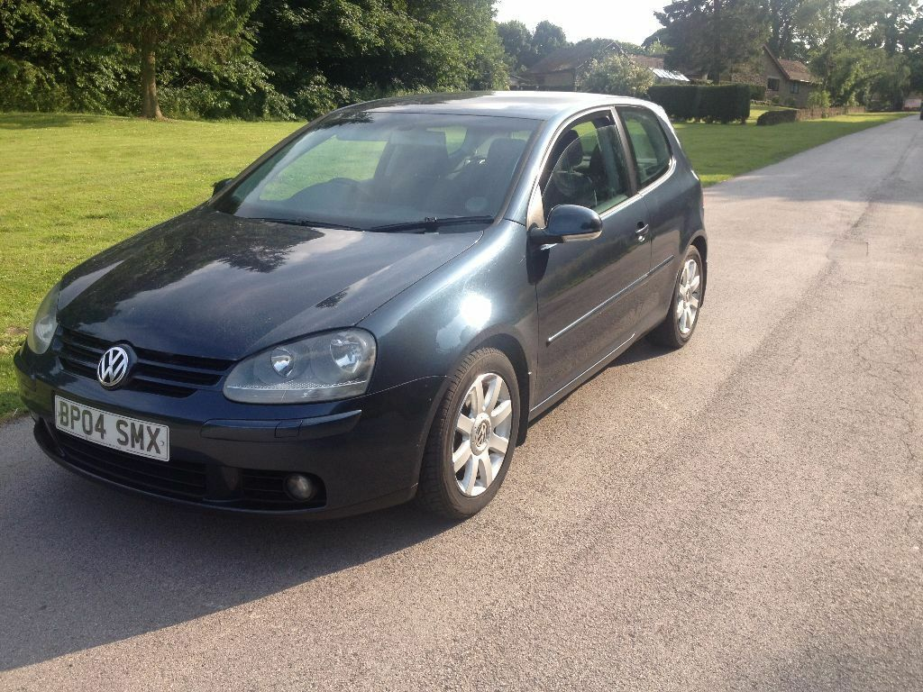 vw golf gt tdi 140 04 3 door reg blue 12 months mot united kingdom gumtree. Black Bedroom Furniture Sets. Home Design Ideas