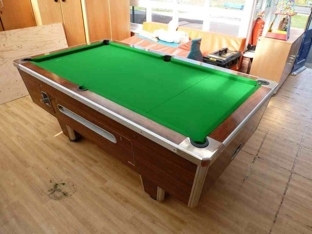 Pub Style Pool Table Bargain