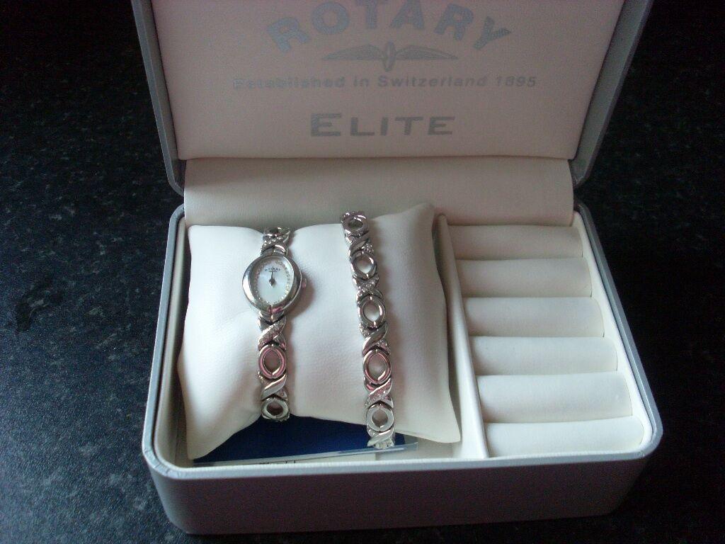 Rotary Elite Watch