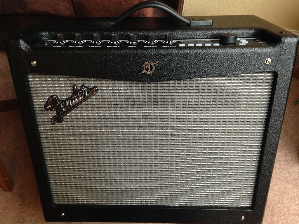 Fender Mustang Amp Iii v2 Fender Mustang Iii v2 100w