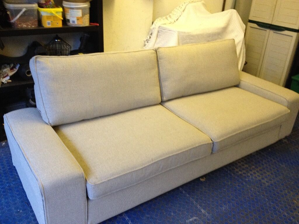 Nearly new 3 seater quality sofa bed united kingdom for Quality divan beds