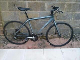 Trek FX7.5 Hybrid Bike - Great Commuter/Leisure Bike