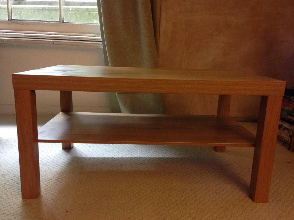 Ikea Lack Coffee Table Oak Effect Buy Sale And Trade Ads