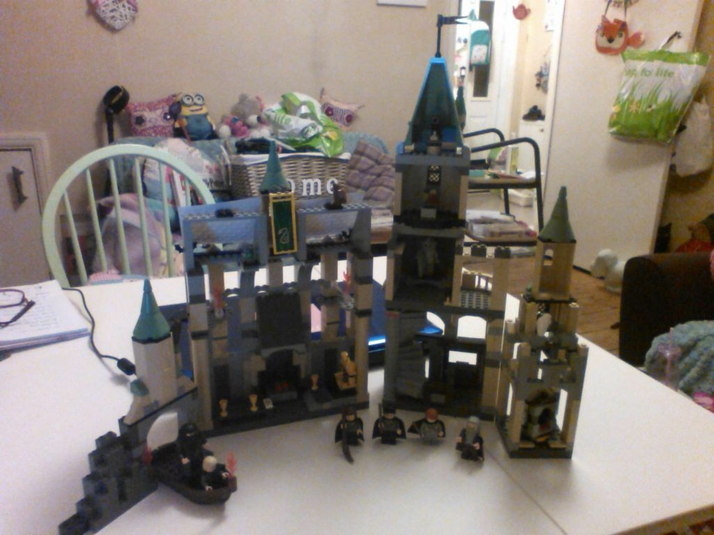 Castle Harry Potter Lego Harry Potter Lego Hogwarts
