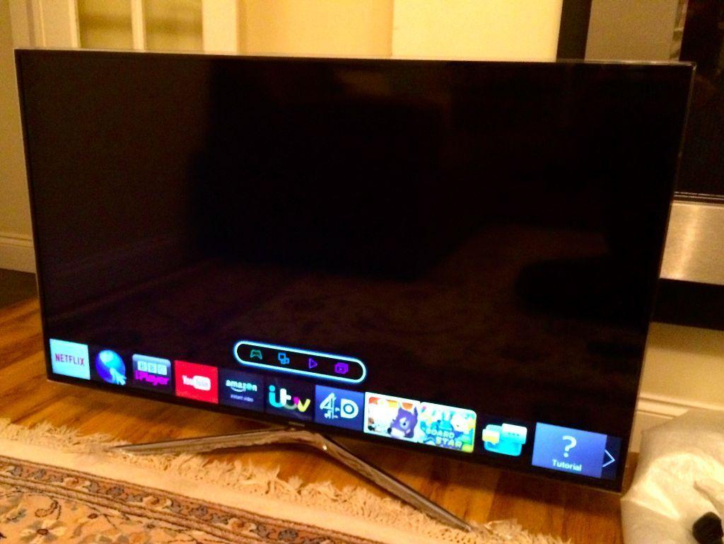 samsung ue48h6400 smart 3d led tv buy sale and trade ads. Black Bedroom Furniture Sets. Home Design Ideas