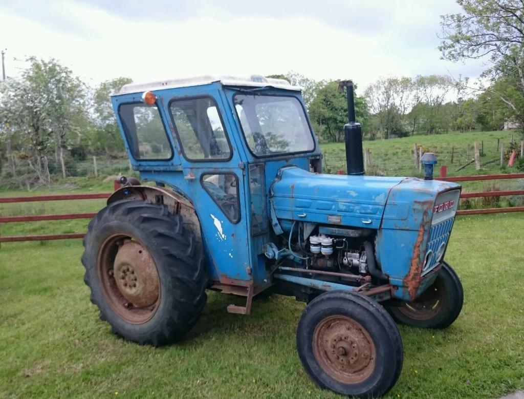 1965 Ford 3000 Tractor : Ford super dexta united kingdom gumtree