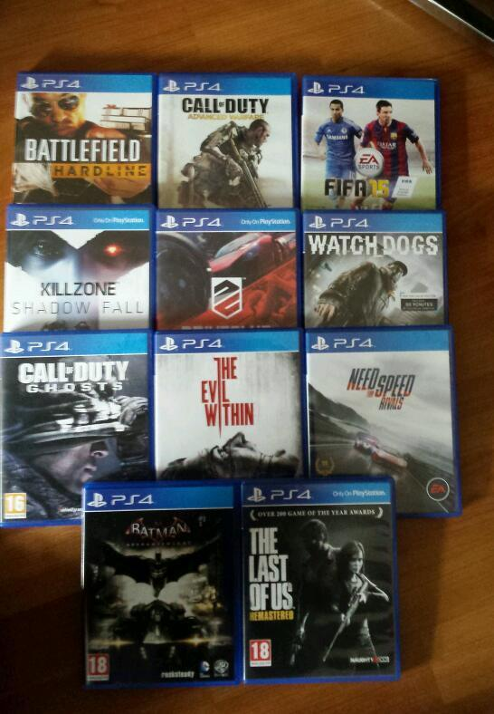 sold ps4 how to give games