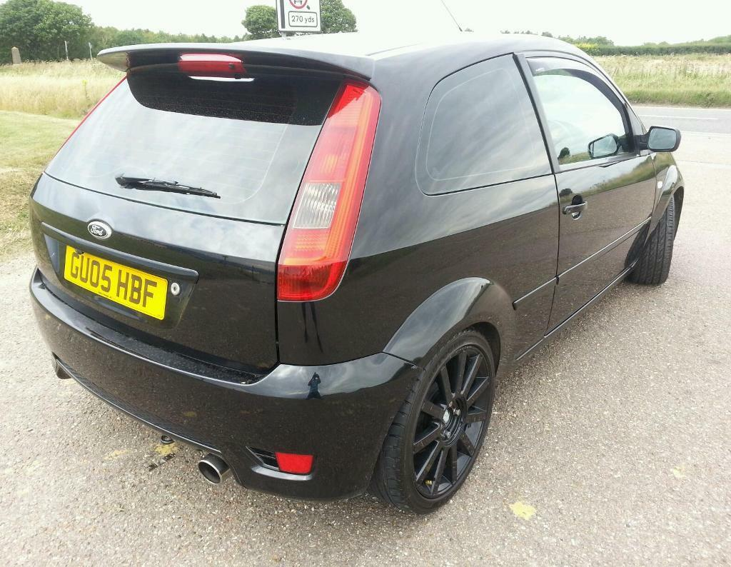 2005 ford fiesta zetec s st look a like very nice car with some great mods full mot and history. Black Bedroom Furniture Sets. Home Design Ideas
