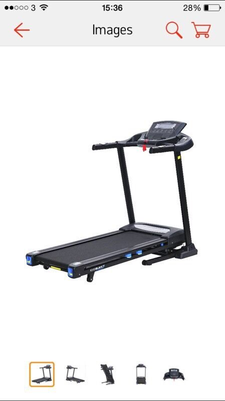 trimline 2200 treadmill owners manual