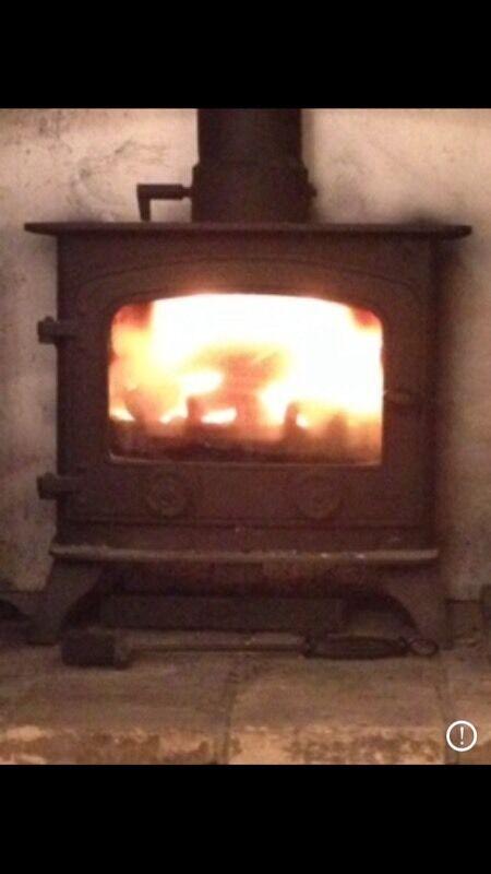 Yeoman wood burning stove multi fuel united kingdom gumtree - Garden furniture kings lynn ...