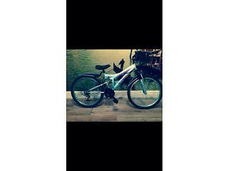 Girls/woman's bike for sale