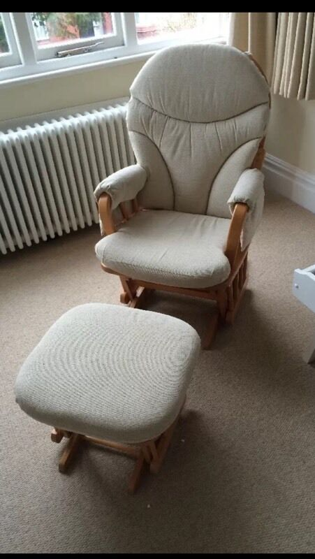 Chaise Dutailier Of Dutailier Nursing Chair With Footstool United Kingdom