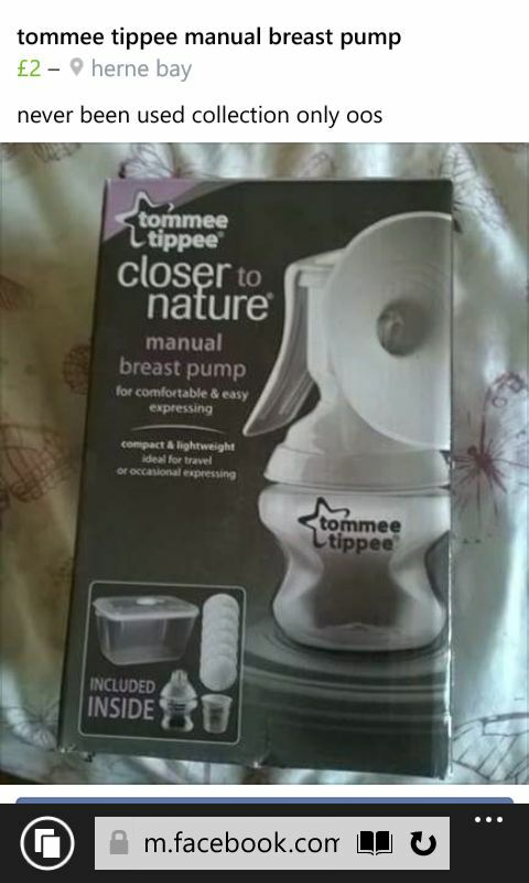 tommee tippee breast pump instruction manual
