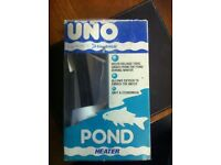 Pond heater for sale in uk 76 second hand pond heaters for Second hand pond filters