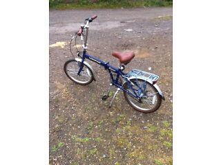 Viking Belmont unisex - foldaway bike - new