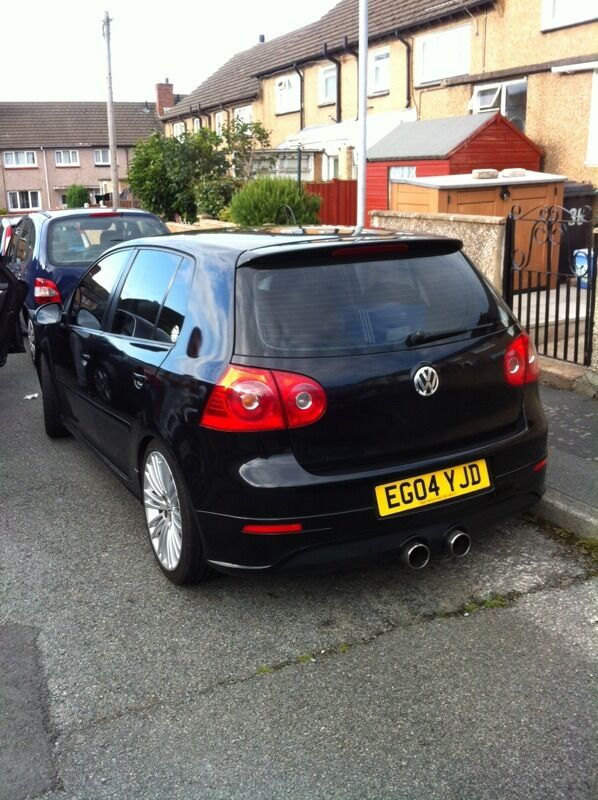 Golf Mark 5 R32 mk 5 Golf 1.6 Fsi R32 Replica