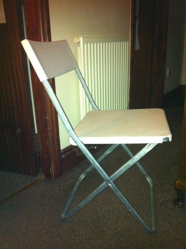 Ikea White Folding Chair United Kingdom Gumtree