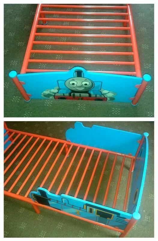 Thomas Single Bed Thomas Tank Engine Toddler Bed