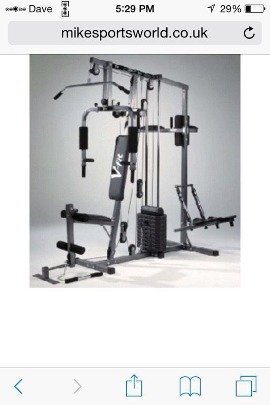 V fit multi gym united kingdom gumtree