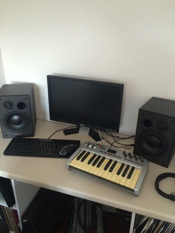 Dynaudio Studio Dynaudio Bm5 Studio Monitor