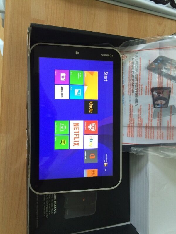 Toshiba Tablet Windows 8.1 Toshiba Windows Tablet 8.1 Pro