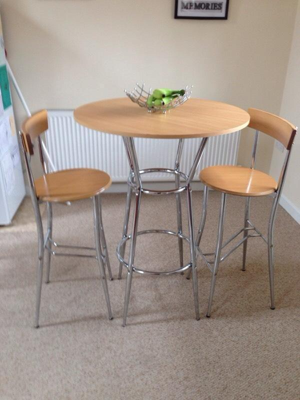 breakfast table and chairs united kingdom gumtree