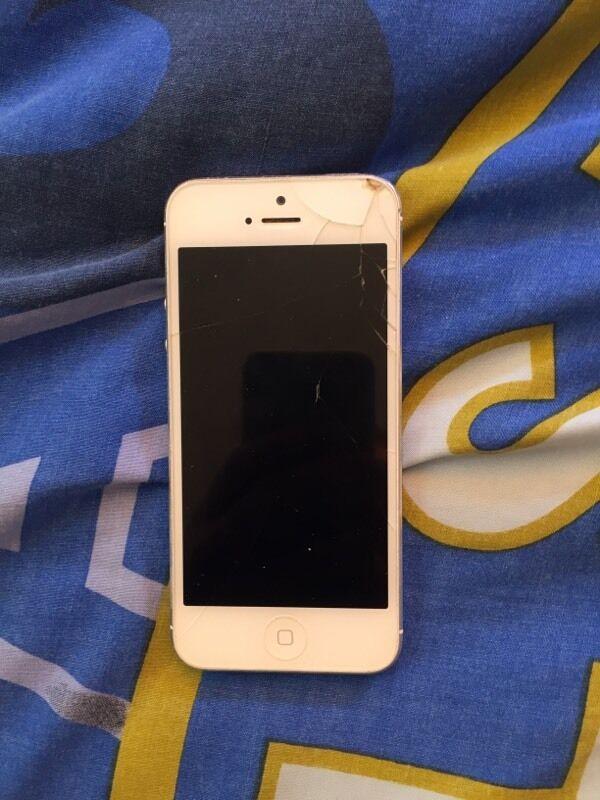 Iphone 5 16gb Box Iphone 5 16gb White